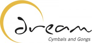dreamBlackand goldlogo